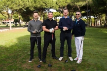 Maxitours Vila Sol 2018 Team members: Chris Clarke, Dave Thomas, James Joyce and Jim Clarke